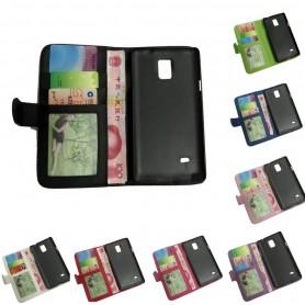 Wallet foto 3-kort Samsung...