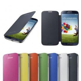 Mobilskal Flip Cover fodral till Samsung Galaxy S4