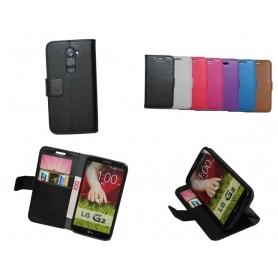 Wallet 2-kort til LG G2 (D802)