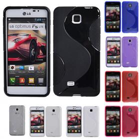 S Line silikon skal LG Optimus F5