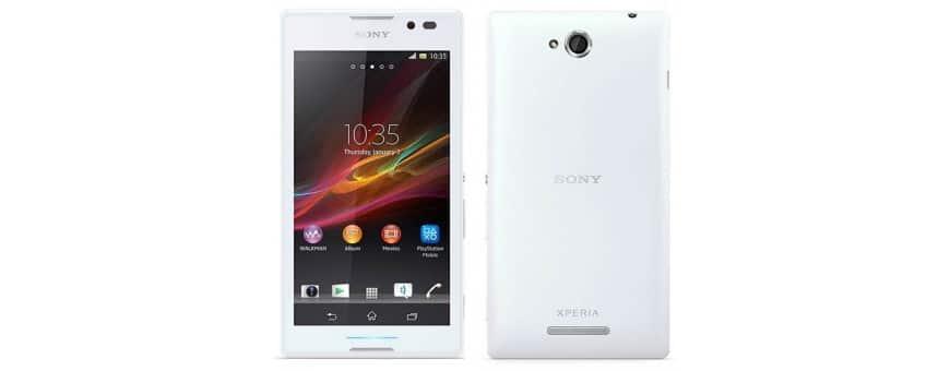 Køb mobil tilbehør til Sony Xperia C CaseOnline.se