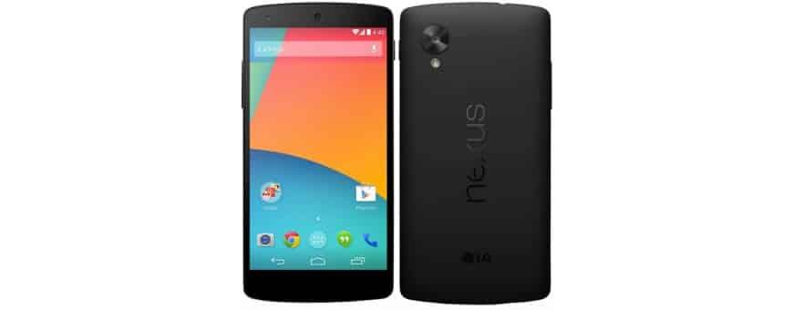 Køb billige mobil tilbehør til LG Google Nexus 5 på CaseOnline.se