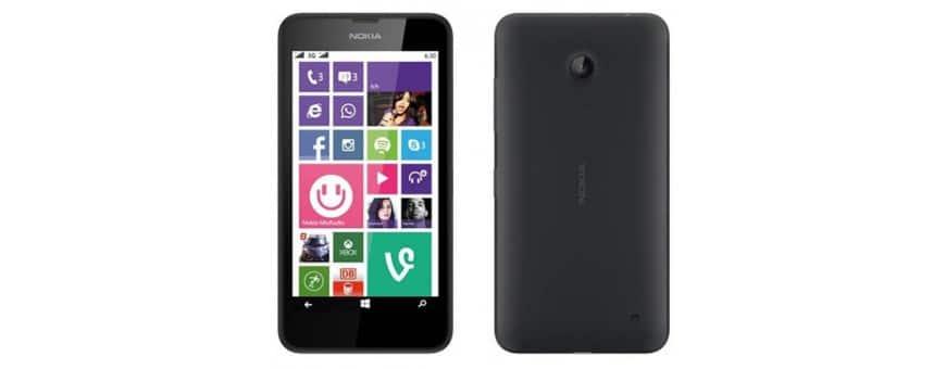 Nokia Lumia 630 billige mobiltilbehør på CaseOnline.se